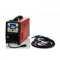 IDEAL EXPERT MIG 215 LCD MIG/MMA/TIG SYNERGIC