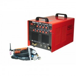 IDEAL MAX-TIG 232 AC/DC DIGITAL